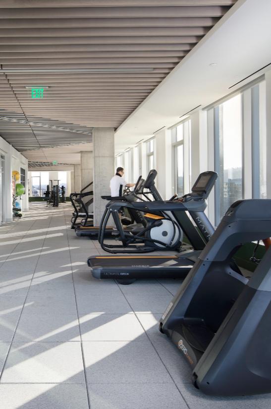 5 MLK Fitness Center